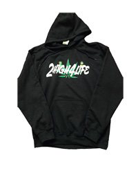 Sweatshirt by 2high4life